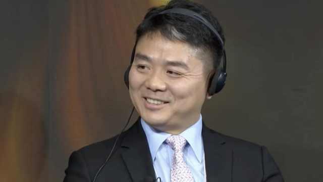刘强东:京东要做全球最大电商@马云