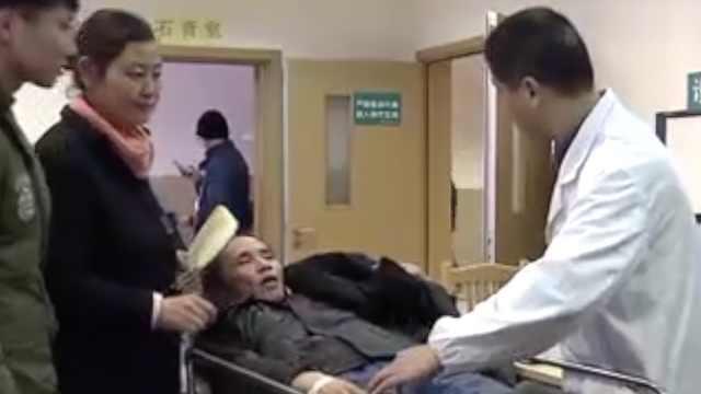 雪天路滑,医院急诊骨折病人增加