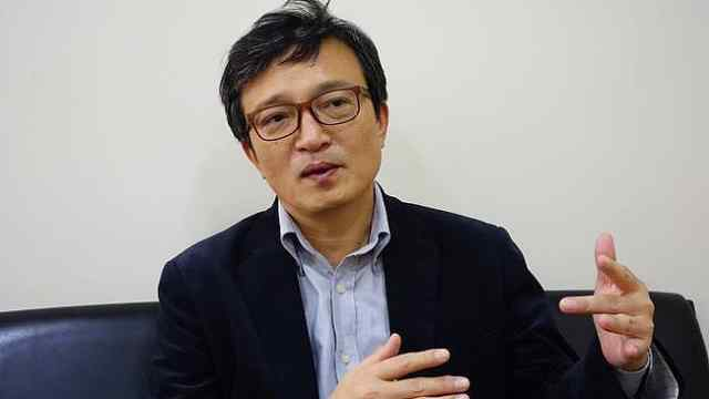 首揭崔顺实案记者获任青瓦台发言人
