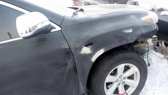 的士遭拦腰撞击,女乘客断17根肋骨