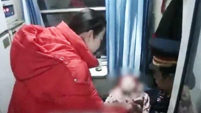 奔驰列车上幼儿病危,医生遥控救命