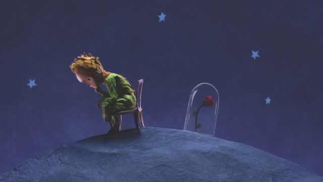 小王子为什么要决绝地离开玫瑰?