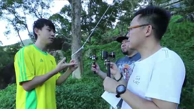 在马来西亚寻找榴莲山