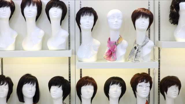 暖心假发店:让癌症患者漂亮过个年