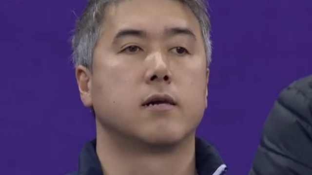 韩国自己坑自己摔出赛道,教练懵逼