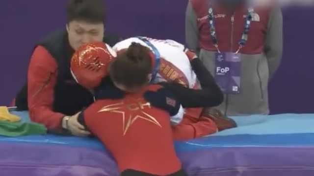 武大靖曾感恩教练:拿我们当亲孩子