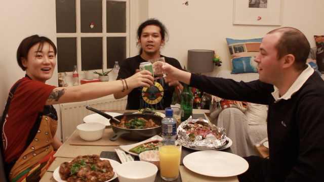 英国人过中国年都爱吃什么菜?