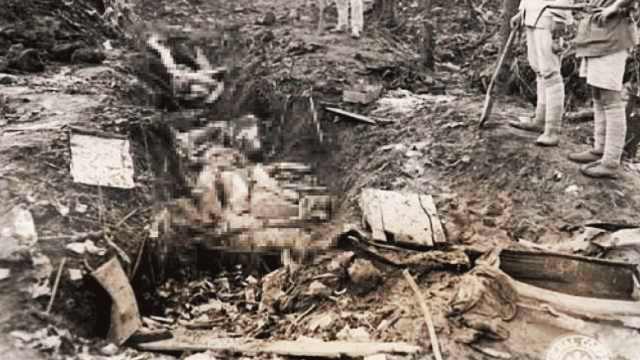 侵華日軍19秒影像,日本學者也震驚