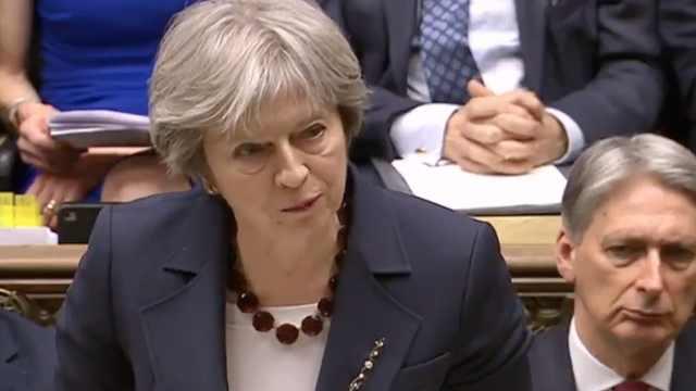 英国驱逐23名俄外交人员:一周离境
