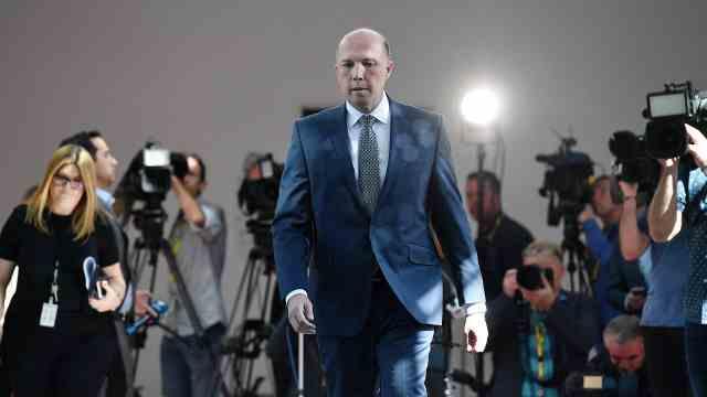 澳大利亚:向南非白人发放避难签证