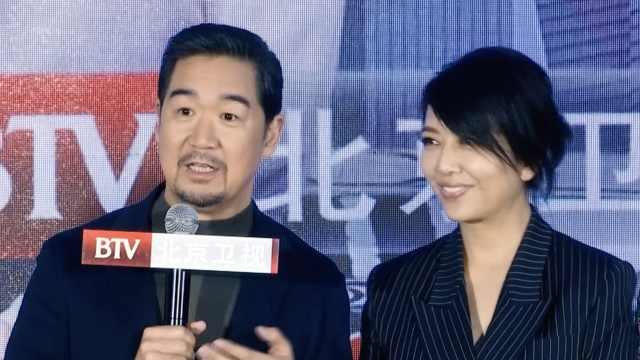 张国立终于和江珊演夫妻:满足心愿