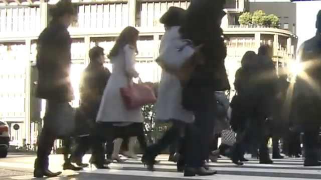 日本去年自杀率降,未成年比例上升