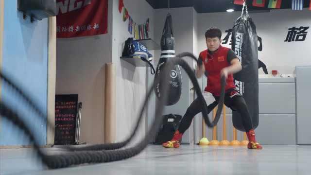 亚洲MMA锦标赛冠军韩广美