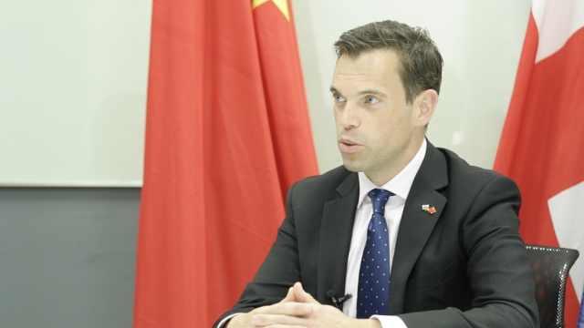 威尔士经济部长访沪:贸易必须道德