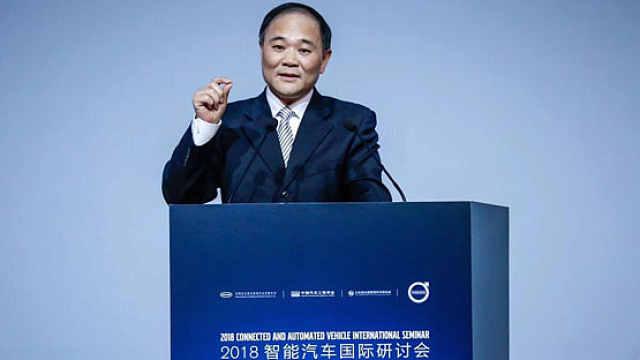 李书福谈新能源审批:有企业走后门