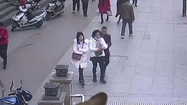 男子1天偷2手机逃跑,民警万里追回