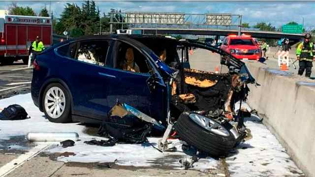 """特斯拉""""自动驾驶""""闯祸?1人遇难"""