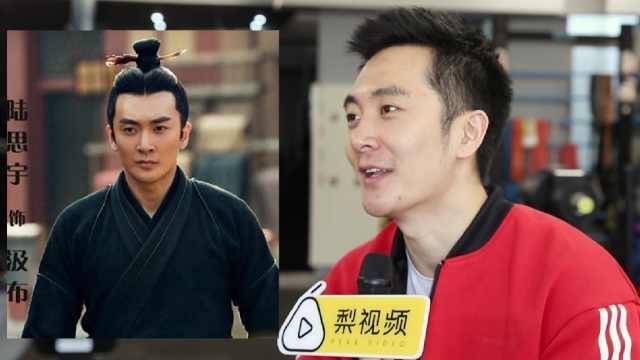 吴秀波从健身房发掘他演自己的情敌