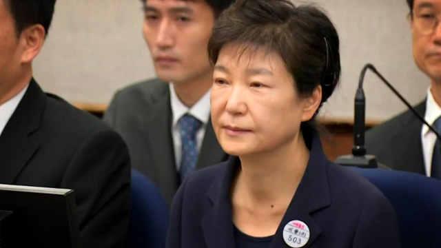 拒绝无效,朴槿惠案一审宣判将直播