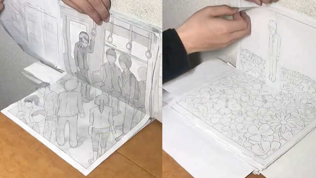 社畜笔记:画出每个上班族的心酸