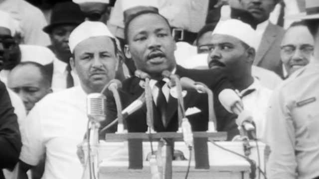 马丁路德金遇刺50年,再听遍他的梦