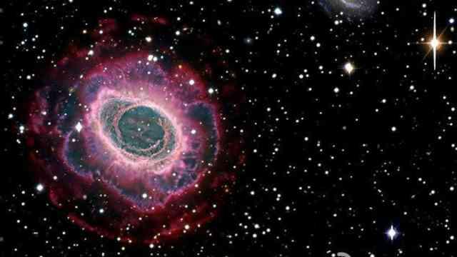 星云、恒星等天体是怎么形成的?