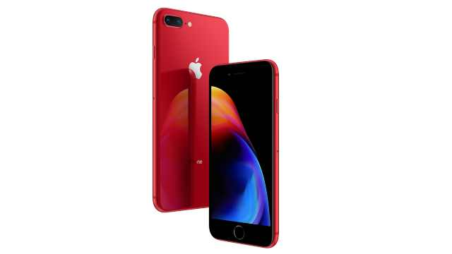 红色特别版iPhone 8到来,pick否?