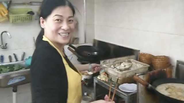 她卖臭豆腐十多年,称买房买车养3娃