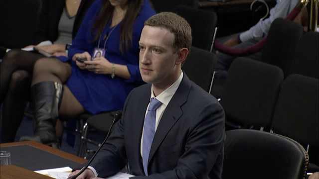 扎克伯格:脸书从俄罗斯赚了多少钱