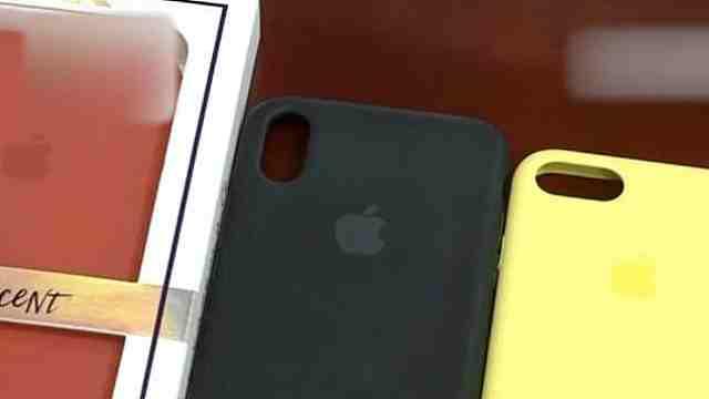 毒!苹果288元手机壳致癌物超标50倍