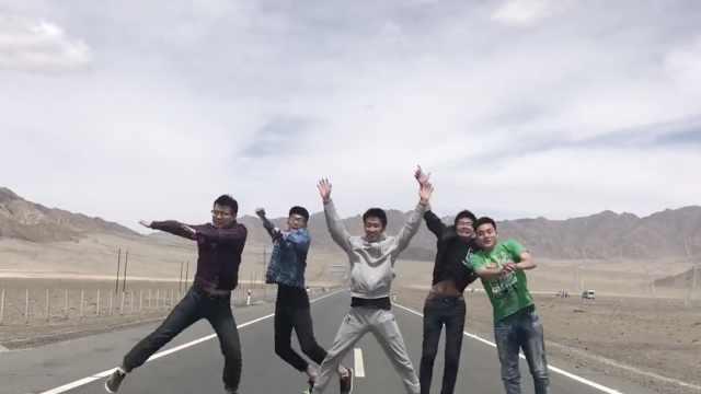 学霸的毕业旅行!拍创意视频致青春