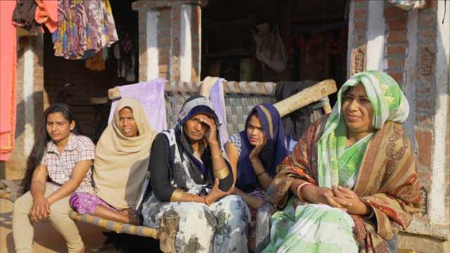 印女孩发明防性侵内裤,布料可防弹