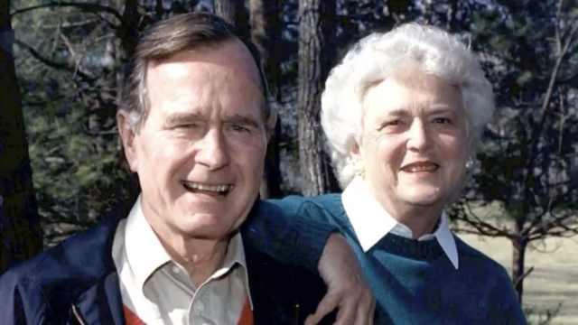 芭芭拉布什为什么被称为美国祖母?