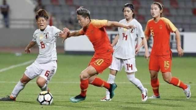 亚洲杯输给日本,女足姑娘集体道歉