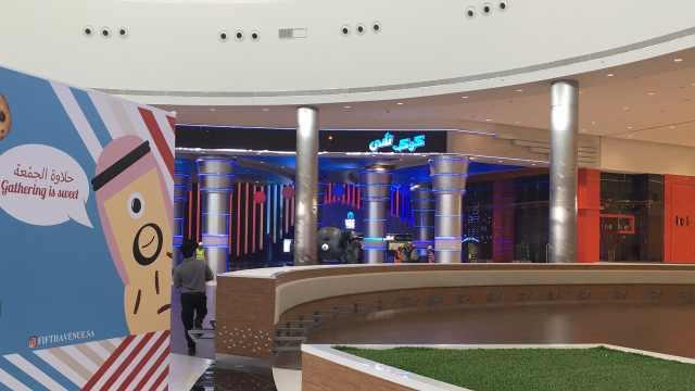 35年后解禁!实拍沙特崭新电影院