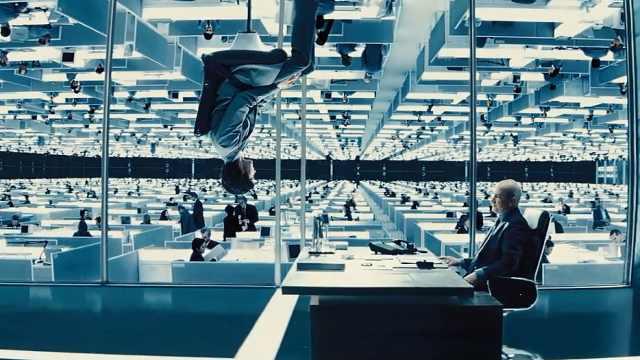 几分钟看科幻爱情片《逆世界》