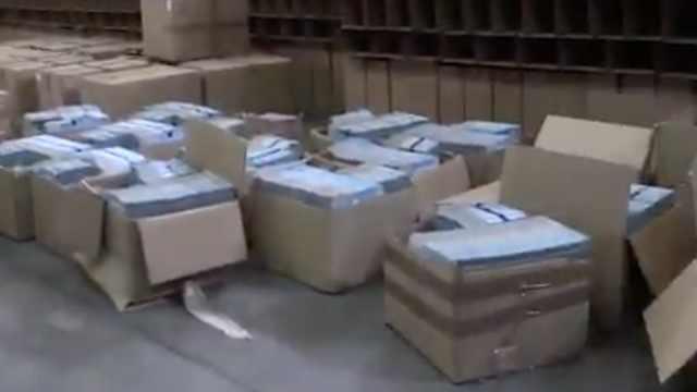 西班牙查封8吨假奶粉,拟销往中国