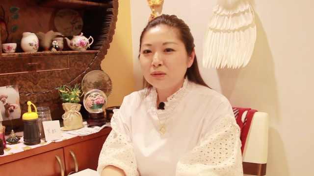 日本姑娘花七年研究做正宗酸辣粉!