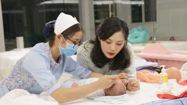 宝宝发烧时进行物理降温的注意事项