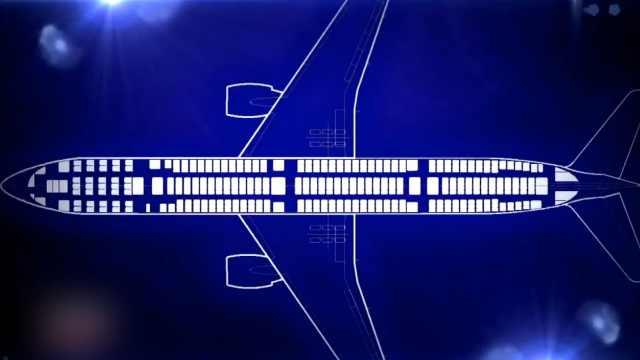 科普实验:飞机上哪个座位最安全