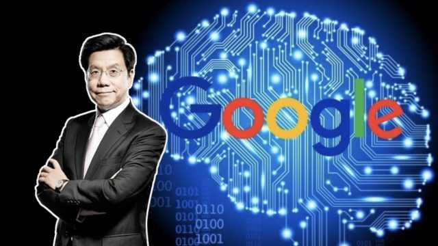 李开复:谷歌AI最成功,远超微软脸书