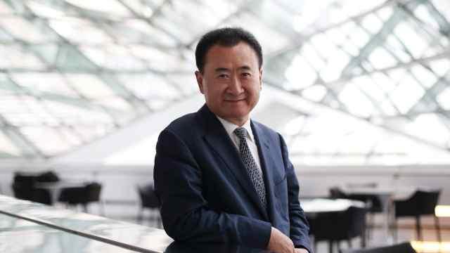 王健林宣布东方影都建成,填补空白