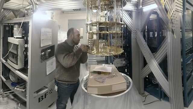 IBM量子计算机,以指数级速度计算