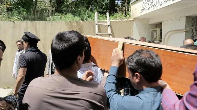 一名法新社记者丧生阿富汗爆炸