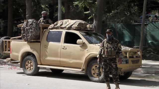 阿富汗爆炸9记者死亡,IS认领