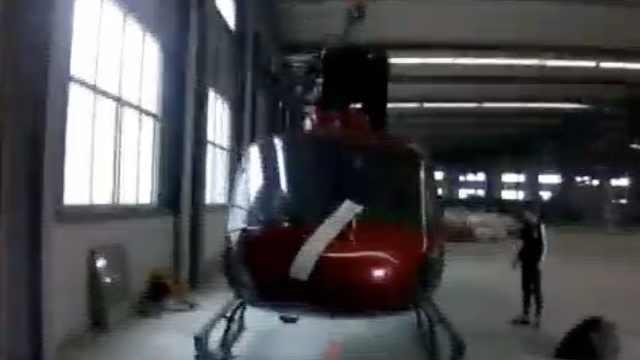 航空公司成老赖,法院查封直升机