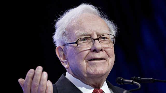 巴菲特:美国应该欢迎更繁荣的中国