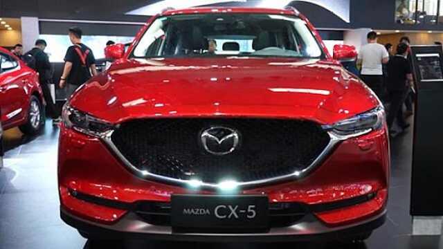 美不是全部,车评第二代Mazda CX-5
