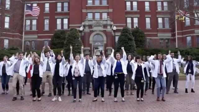 美大学医学神曲:厉害了我的准医生!