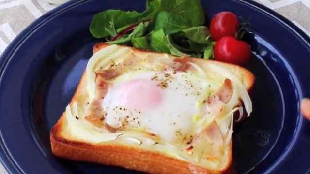 快手早餐食谱之鸡蛋篇
